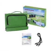 Hersteller 14W Faltbare Stoff Stoff Tasche Solar Ladegerät für Laptops