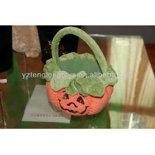 Lovely Halloween calabaza regalo cubo de calabaza para niños