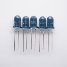 Super Bright 5mm 850nm LED Blue Lens 300um