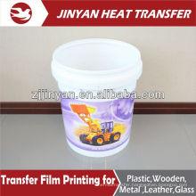 china supplier vinyl foil heat transfer film