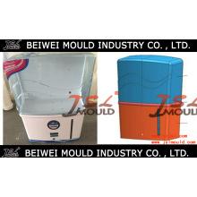 Molde plástico do purificador de água