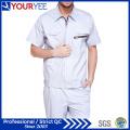 Fashionable Work Clothes Short Sleeve Workwear (YMU119)
