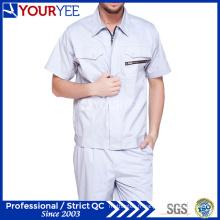 Vêtements de travail à la mode Vêtements de travail à manches courtes (YMU119)