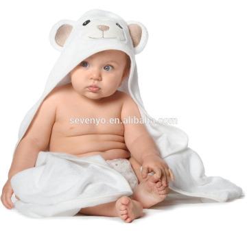 100% Bambou Extra Doux et Absorbant | Grande taille pour bébé