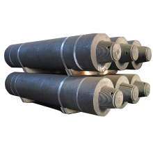 CHina UHP 600 Graphite Electrode with Nipples 3TPI 4TPI Price