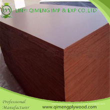 Stronger and Durable Construction Grade Brown 18mm Film Faced Plywood