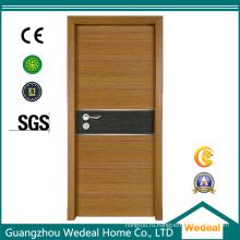 Деревянный меламин МДФ шпонированные межкомнатные двери