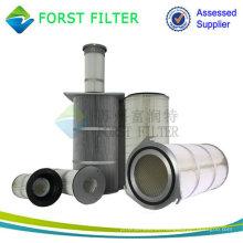 FORST Filtro de aire industrial Colector de polvo Precio
