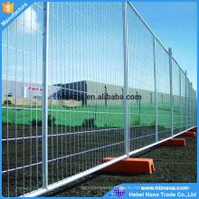 6' высокий x 10' длинный провод сетки портативный панели быть использованы временные ограждения для строительных