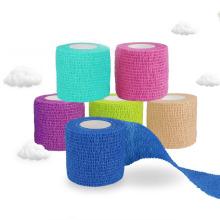 Baumwoll-Sportband-Bandagen Bandagen Medizinische Bandagen