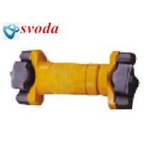 Terex dumper parts eje delantero de acero inoxidable pto15300861