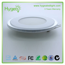 dimmable led panel light 18w round led panel light ra>80,fp>0.95,smd2835,Color changing led panel light