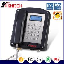 Exresisttel Knex1 Explosionsschutztelefon