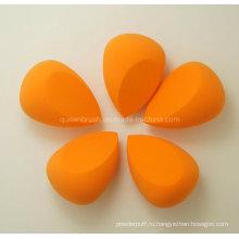 Новая форма Гидрофильная латексная косметическая аксессуар Косметическая губка