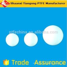 Bolas plásticas perfectas de la bola de la superficie ptfe de la superficie lisa perfecta