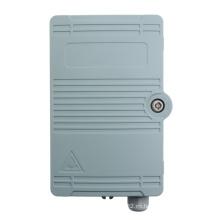 Distribución de fibra óptica de puertos 1x4 / caja de terminación