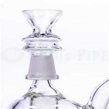 Fabrik Preis 10mm weibliche Glasschale für Tabak Rauchen (ES-AC-032)