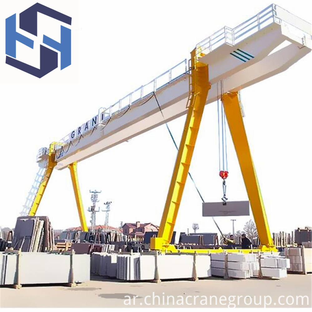 HEAVY DUTY CRANE-LT