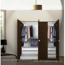 Bureau de garde-robe à la chambre à coucher pour la maison (HF-EY0904)