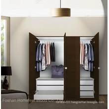 Bedroom Wardrobe Cabinet Design for Home (HF-EY0904)