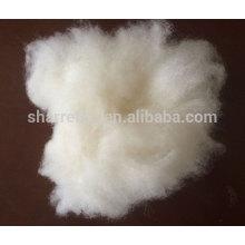 sehr weiche chinesische enthaarte Schafwolle
