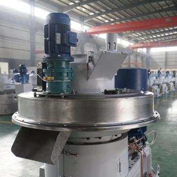 walnut shell pelleting mill machine