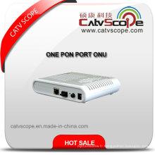 Gepon Terminal Fiber Optical Network Unite One Pon Port ONU