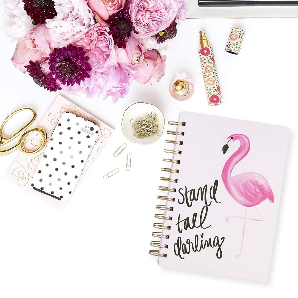 Flamingo Spiral Notebook 2