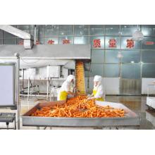 Vente directe d'usine de carottes séchées à l'air