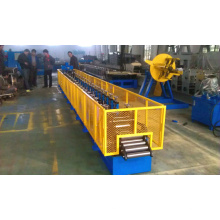 Fully Automatic Sliding Door Rail Cold Roll Forming Machine