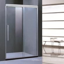 bonne qualité avec les meilleurs écrans de douche en verre de prix de 6mm