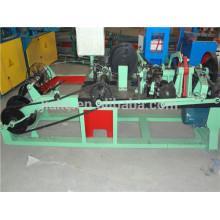Alta eficiência do fabricante de máquinas de arame farpado usado na pecuária de defesa nacional