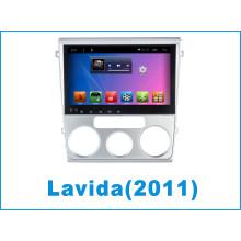 Système Android Car DVD Bluetooth pour Lavida avec voiture Lecteur DVD / voiture GPS Navigatin