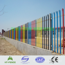 Высокий забор Палисады безопасности