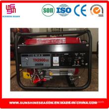 Tigmax Th2900dxe Gasoline Generator 2kw Key Start for Power Supply