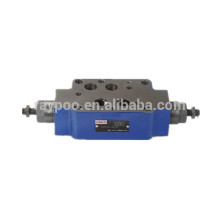 hydraulic throttling valve