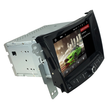 Lettore DVD per auto Android 7.1 per SsangYong Tivolan 2014