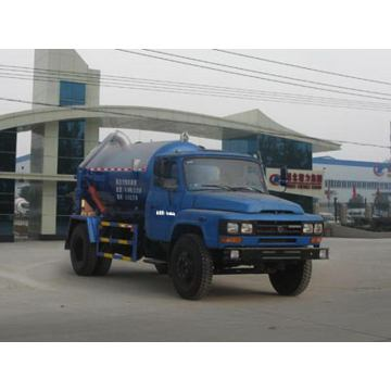 Dongfeng 6CBM Vacuum Suction Truck Limbah