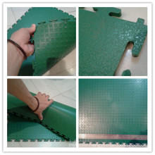 2017 New Product PP and PVC Interlock Floor for Indoor Sports