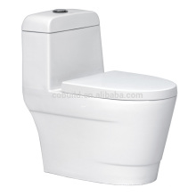 CB-9803 Promotional floor mounted one piece toilet Ceramic One Piece Toilet Bowl bidet toilet germany