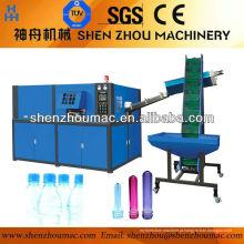 Pequena máquina de moldagem por sopro de plástico / ShenZhou máquinas