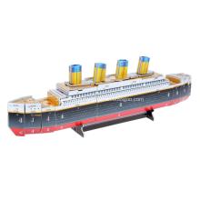 Puzzle 3D de Titanic