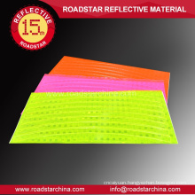 High vis safety reflector wheels decals