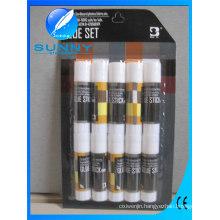Hot Sale Non Toxic Hot Melt Glue Stick in White Color