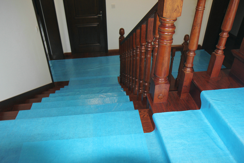 Clear Floor Protector Roll