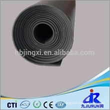 1.5g/cm3 Black NBR rubber sheet