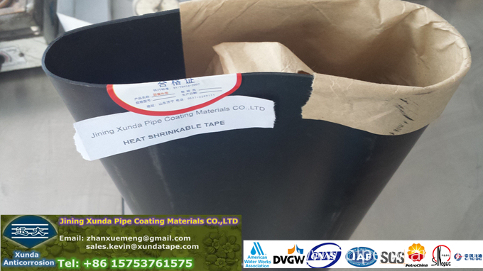 Electric Fusion Welding Closure Heat Shrinkable Sleeve