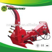 Picador de madeira PTO (série BXR42 / BXR62) para Tractor com certificação CE