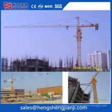 Grúa torre Qtz125 en venta Hecho en China