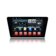 Kaier фабрика -четырехъядерный процессор -сенсорный Android 4.4.2 автомобильный DVD для Peugeot 408 +1024*600+mirrior ссылке +ТМЗ+фабрики сразу
